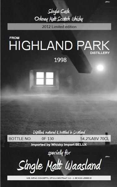 Highland Park 1998 WIB