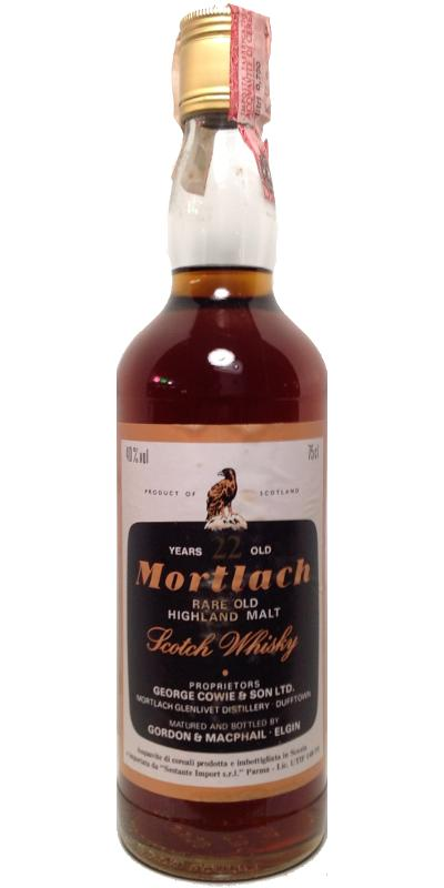 Mortlach 22-year-old GM