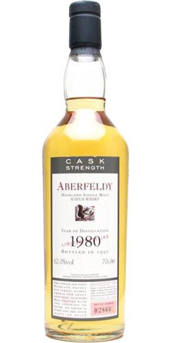 Aberfeldy 1980