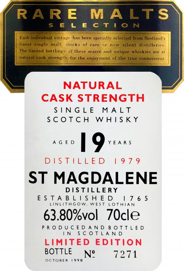 St. Magdalene 1979