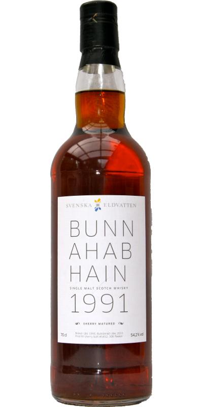 Bunnahabhain 1991 SE