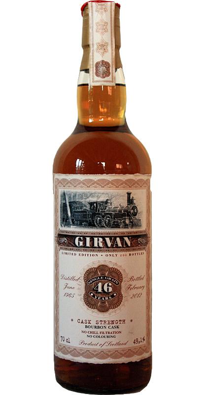 Girvan 1965 JW