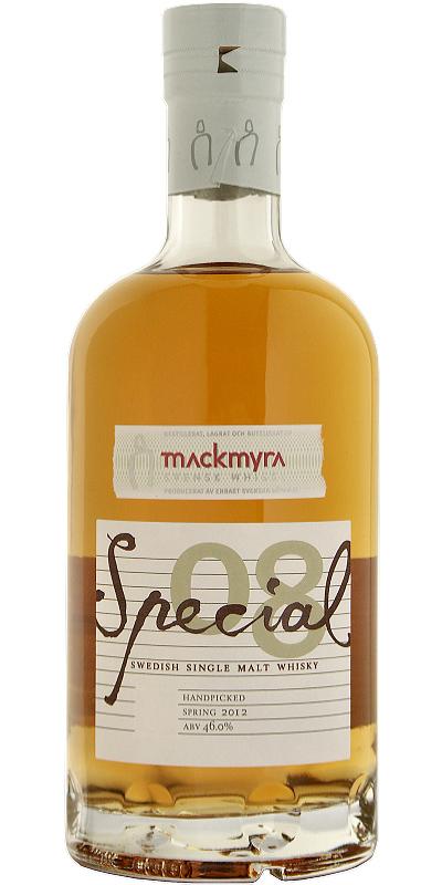 Mackmyra Special 08