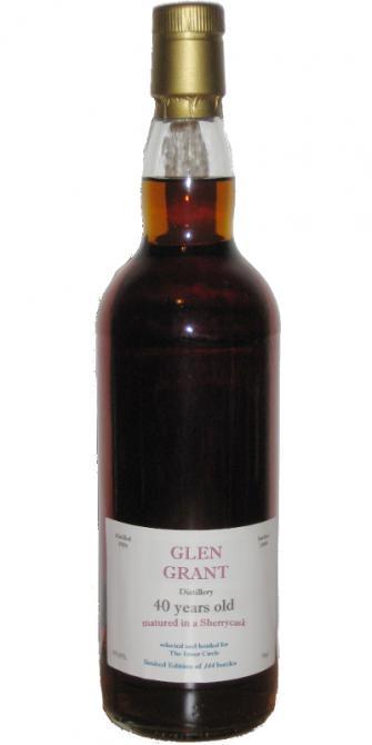 Glen Grant 1959 UD