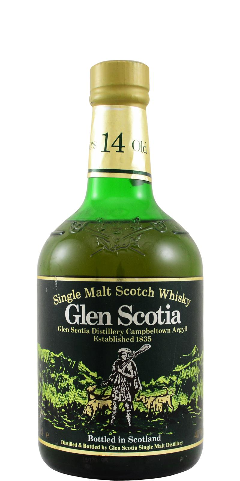 Glen Scotia 14-year-old