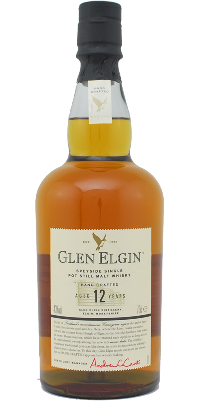 Glen Elgin 12-year-old