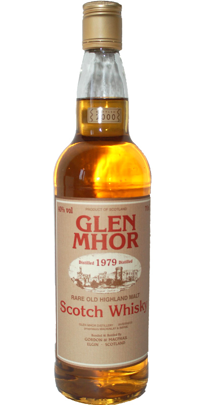 Glen Mhor 1979 GM