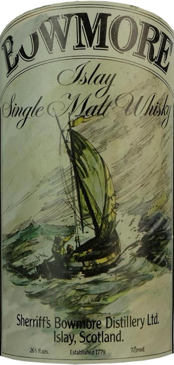 Bowmore Islay Single Malt Whisky