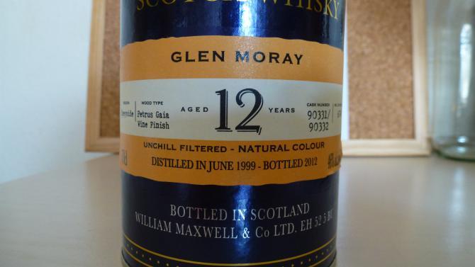 Glen Moray 1999 IM