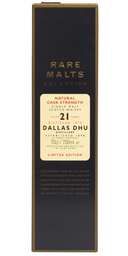 Dallas Dhu 1975
