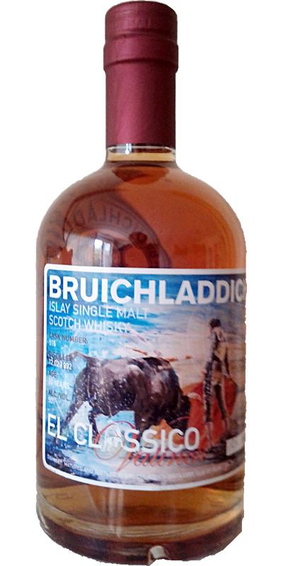 Bruichladdich 1992 Valinch
