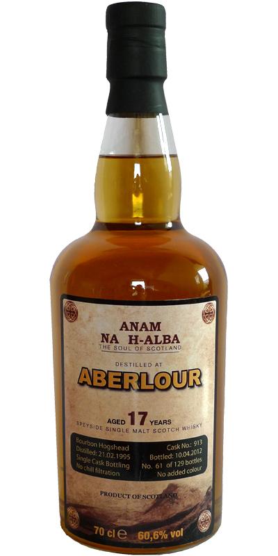 Aberlour 1995 ANHA