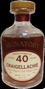 Craigellachie 1962 SV