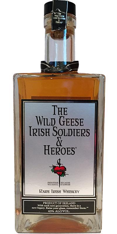 The Wild Geese Irish Soldiers & Heroes