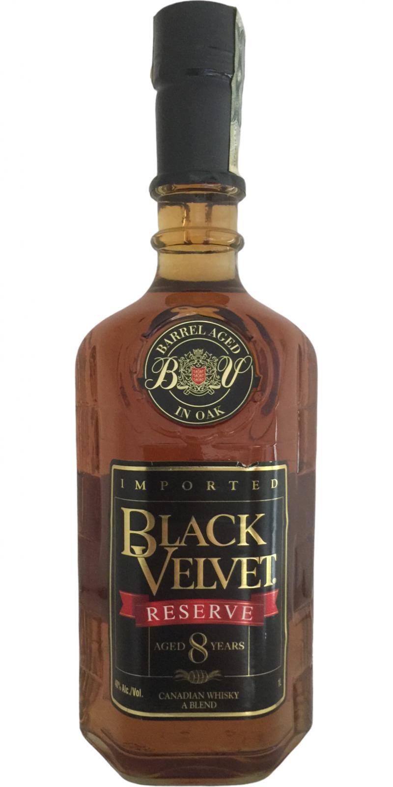 Black Velvet 08-year-old