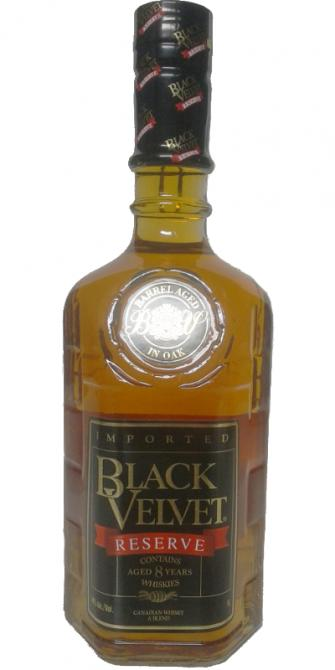 Black Velvet 08-year-old