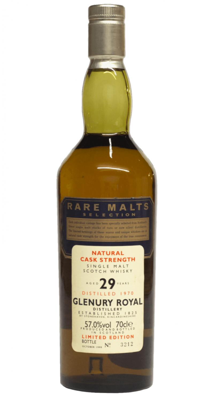Glenury Royal 1970