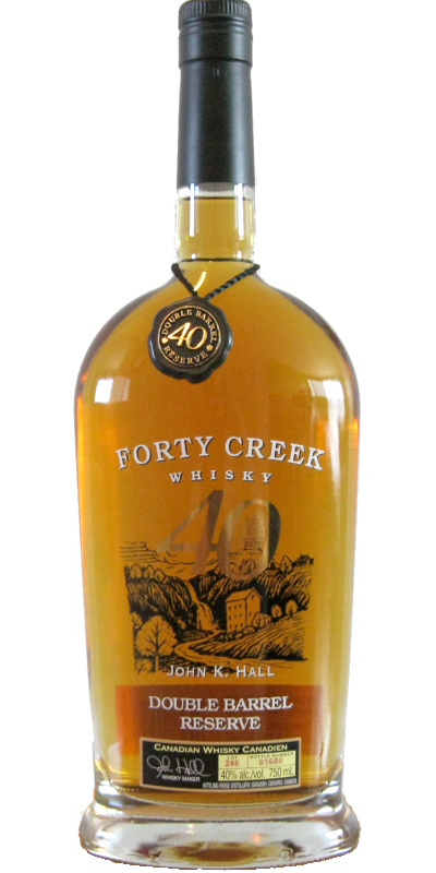 Forty Creek Double Barrel Reserve