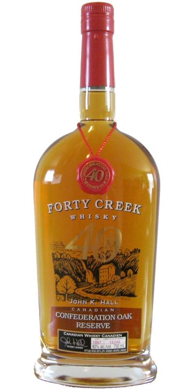 Forty Creek Confederation Oak Reserve