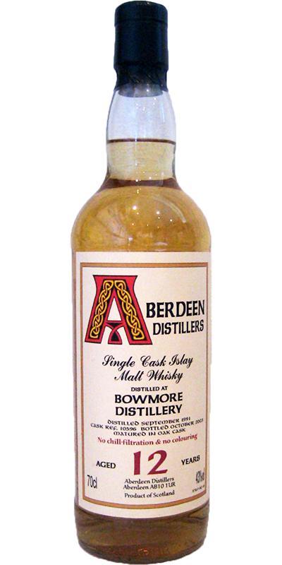 Bowmore 1991 BA