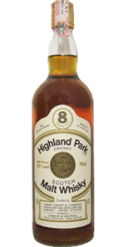 Highland Park 08-year-old GM