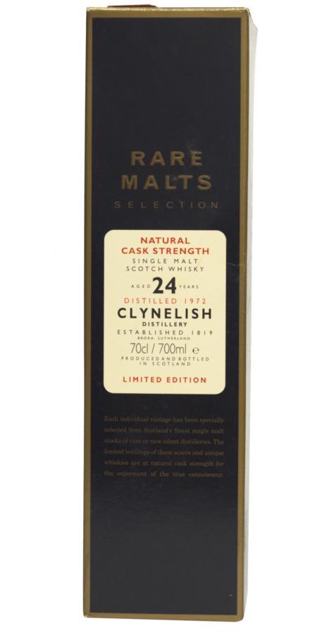 Clynelish 1972