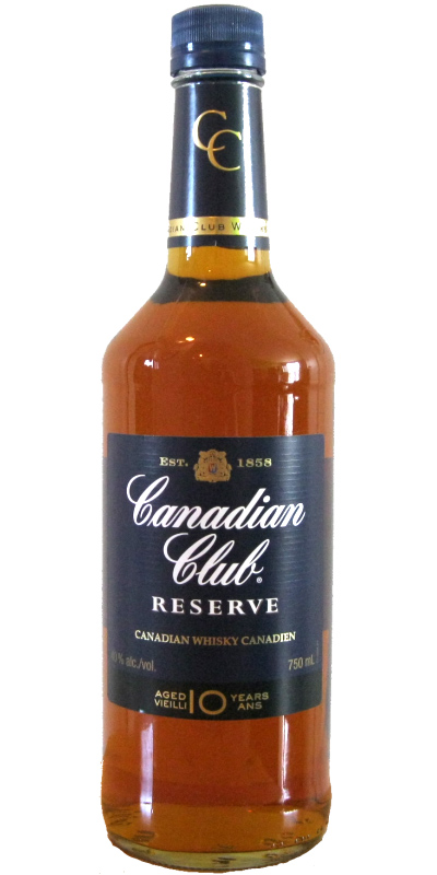 Canadian Club 10-year-old