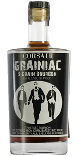 Corsair Artisan Distillery Grainiac 9 Grain Bourbon