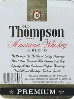 Old Thompson Premium