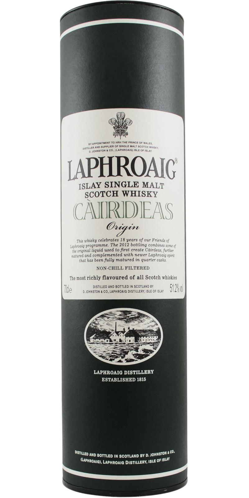 Laphroaig Cairdeas