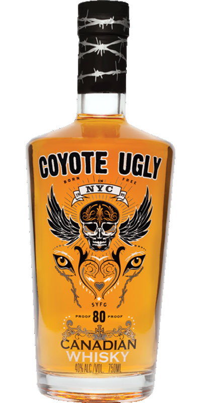 Coyote Ugly Canadian Whisky