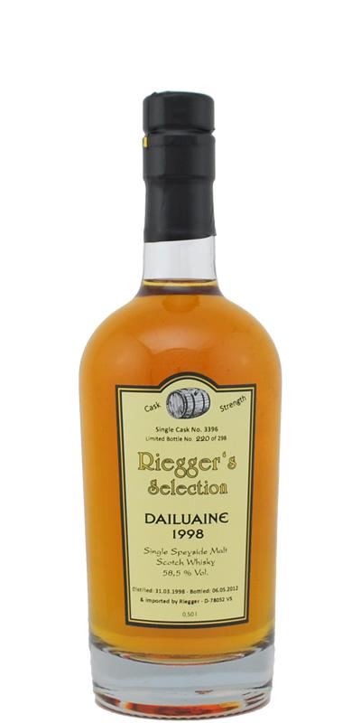 Dailuaine 1998 RS
