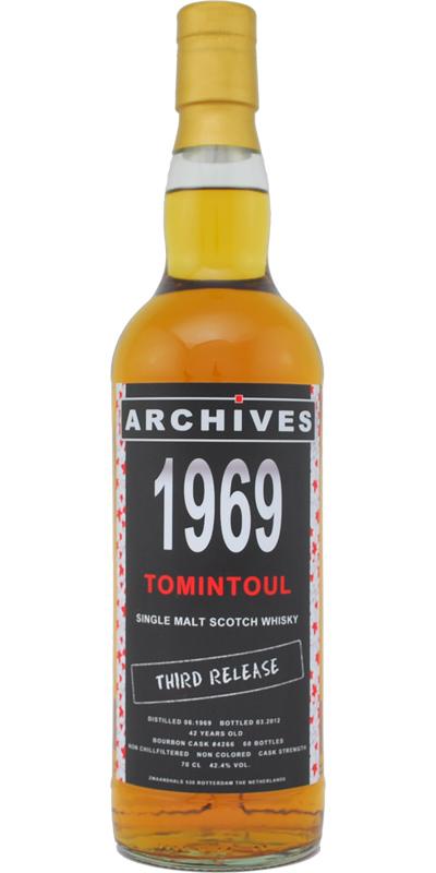 Tomintoul 1969 Arc