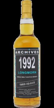 Longmorn 1992 Arc