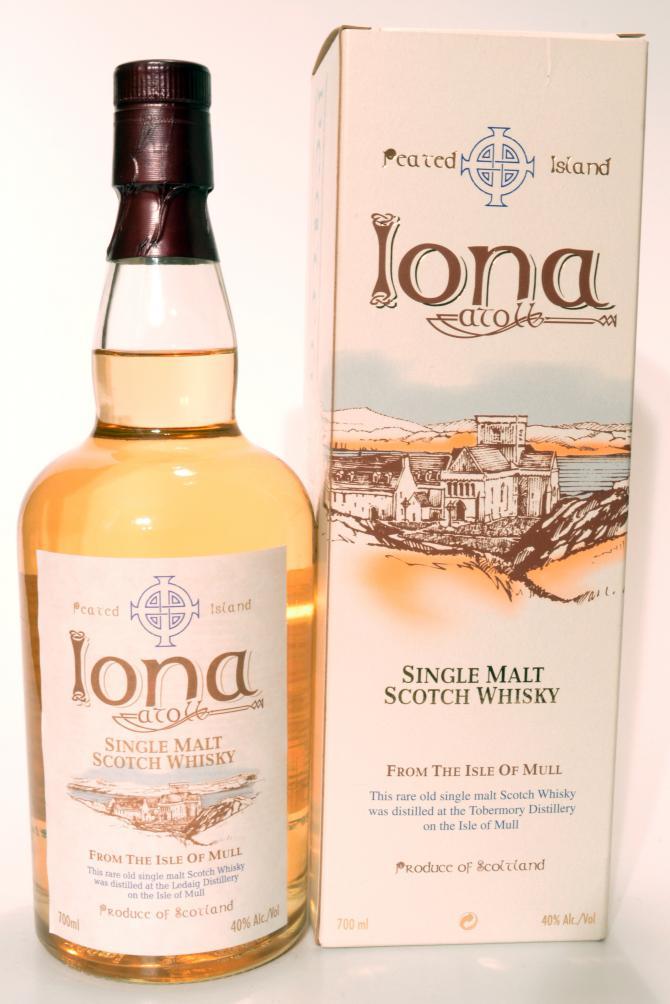Ledaig Iona Atoll