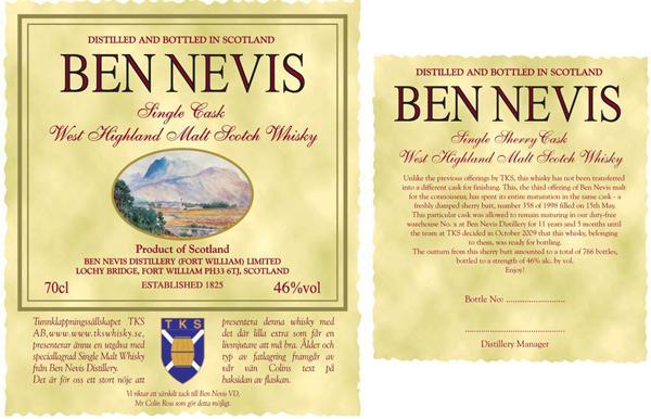 Ben Nevis 1998
