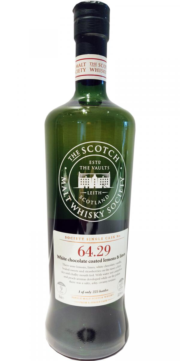 Mannochmore 09-year-old SMWS 64.29