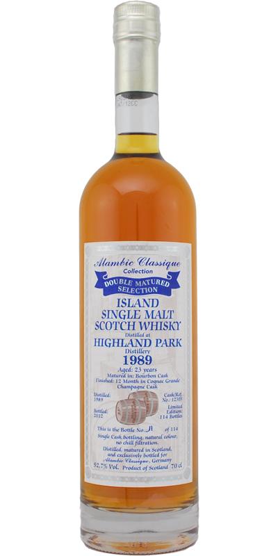 Highland Park 1989 AC