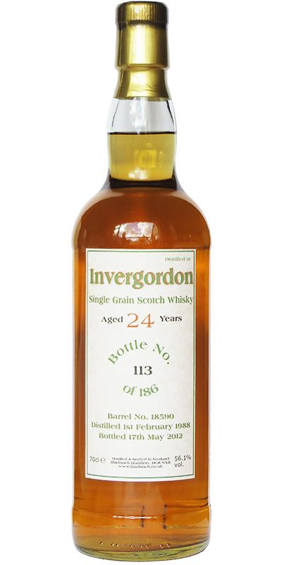 Invergordon 1988 BF