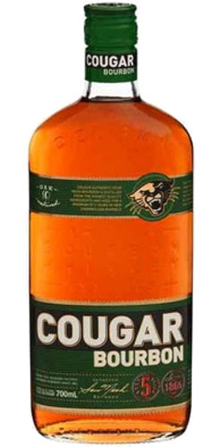 Cougar Bourbon 05-year-old