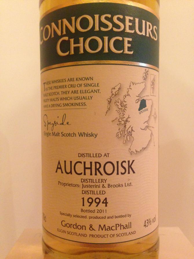 Auchroisk 1994 GM