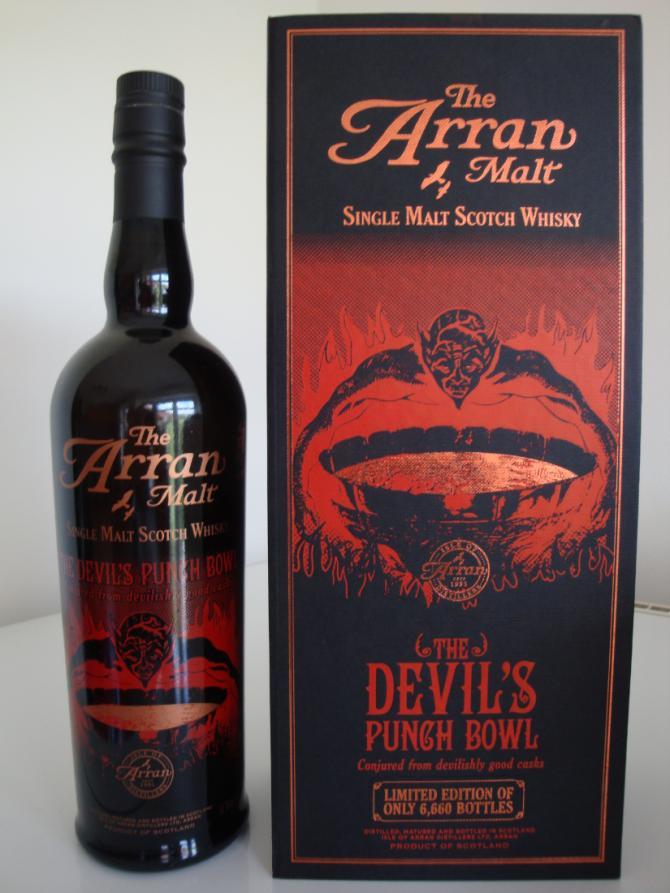 Arran The Devil's Punch Bowl