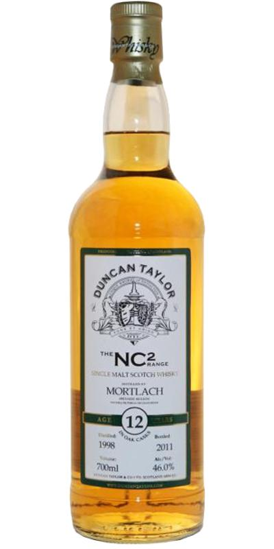 Mortlach 1998 DT