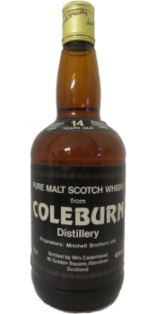 Coleburn 1968 CA