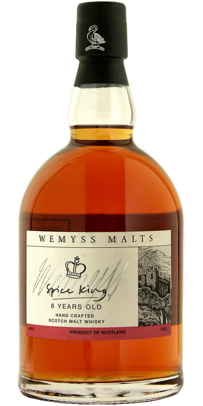 Spice King 08-year-old Wy