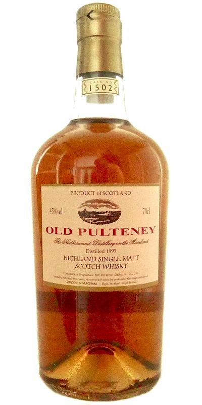 Old Pulteney 1995 GM