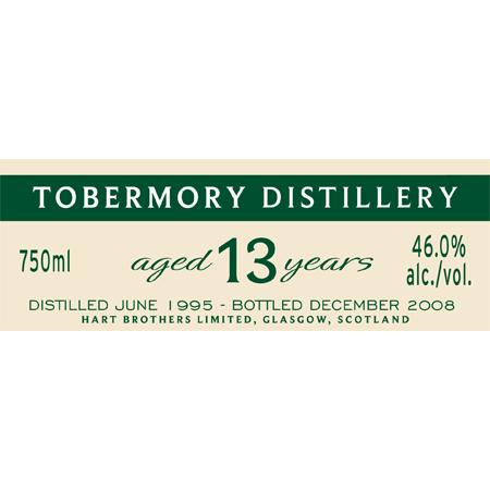 Tobermory 1995 HB