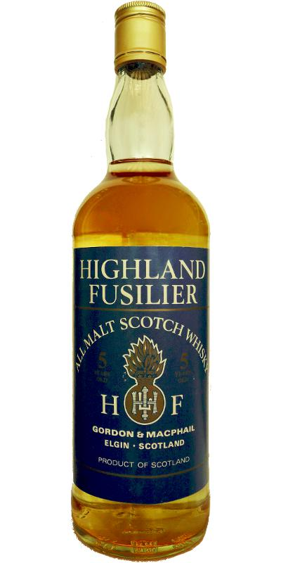 Highland Fusilier 05-year-old GM