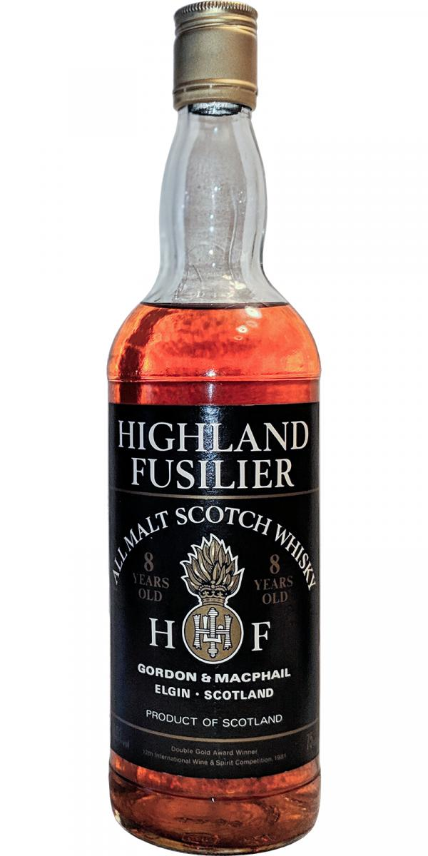 Highland Fusilier 08-year-old GM