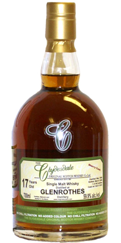 Glenrothes 1990 TCO